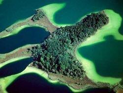 Удивительные пейзажные фотографии от Бернхарда Эдмайера