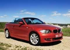 BMW первой серии открывается с непривычной стороны