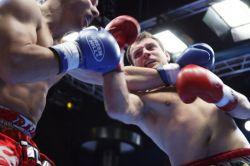 Павел Журавлев завоевал титул чемпиона мира по кикбоксингу