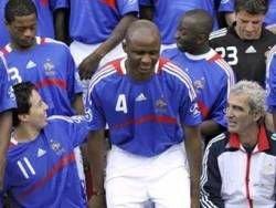 Сборная Франции начнет Евро-2008 без капитана