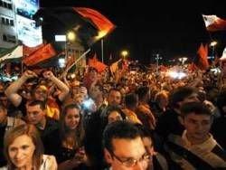 В ряде регионов Македонии проведут повторные выборы