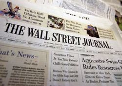 Google, Wall Street Journal и CNBC получили право транслировать биржевые данные в реальном времени