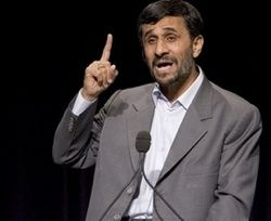 Ахмадинеджад предсказал второе пришествие Христа