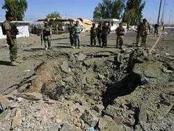 У здания полицейского управления Мосула взорвался террорист-смертник