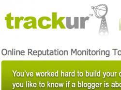Узнай мнение о своем портале: Trackur