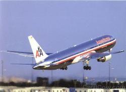 American Airlines начинает полеты в Россию