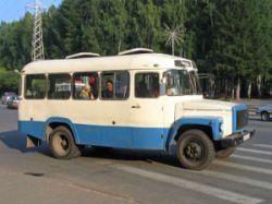 В России падают темпы производства автобусов