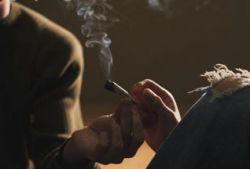 Курение конопли лишает смелости