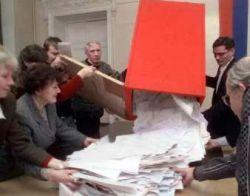 Технологии подтасовки выборов