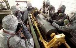 Россия уничтожила четверть своего химоружия