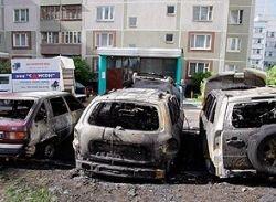 Кто заплатит москвичам за сожженные авто?