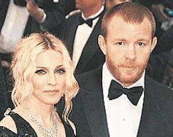 Тайна развода Мадонны