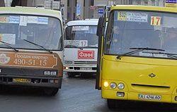 Юрий Лужков призвал наказывать незаконных перевозчиков пассажиров