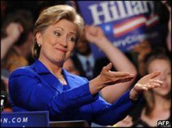 Хиллари Клинтон пресекла слухи о выходе из предвыборной гонки