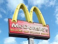 McDonald's намерен лоббировать гомосексуальный бизнес