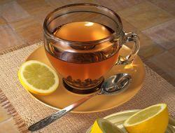 Какой чай нужно пить перед работой