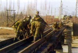 """Тбилиси поставил \""""вне закона\"""" железнодорожные войска РФ в Абхазии"""