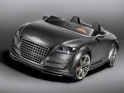 Audi TT clubsport quattro появится в России в следующем году