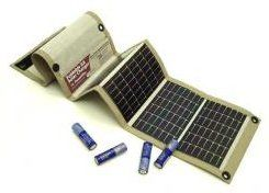 Foldable Solar Charger: гибкая солнечная панель для подзарядки батарей