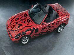Автомобили BMW стали произведением искусства