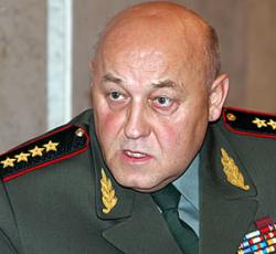 Военные эксперты очень сожалеют об отставке Юрия Балуевского