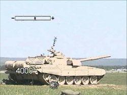 Интересный эксперимент с противотанковой ракетой и танком Т-72