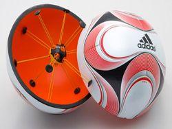 Как Adidas делает мячи для Евро-2008?