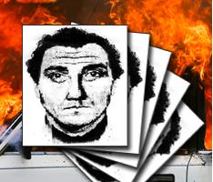 Поджигатель машин вызвал эпидемию вандализма