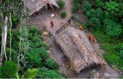 В Бразилии найдено новое неизученное племя