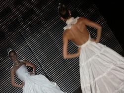 Показ свадебной моды в Барселоне