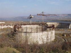 Кишинев требует от Киева остановить строительство ГАЭС на Днестре