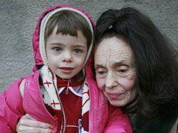 70-летняя женщина стала мамой