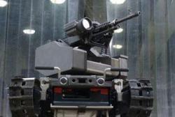 Американская армия получила на вооружение первого боевого робота