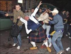 Шотландия примет Евро-2012 вместо Украины и Польши?