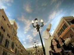 Японцы создали Венецию в казино