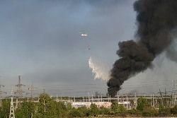 С пожарами на подстанциях в Москве будет бороться специальный штаб