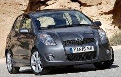 В России начались продажи 3-дверной Toyota Yaris