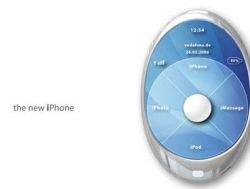 Концепт голубого iPhone: выдающийся дизайн