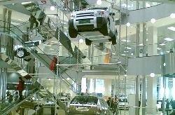 Объем продаж автомобилей в России в 2008 году увеличится на 24%