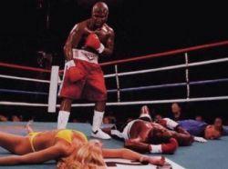 В боксе будет применяться замедленный повтор при судействе