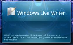 Вышла новыя версия лучшего бесплатного блог-клиента Windows Live Writer