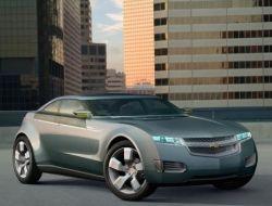 General Motors - в 2010-м начнется производство Chevy Volt