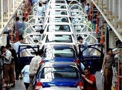 В 2008 году Россия станет вторым по величине автомобильным рынком Европе