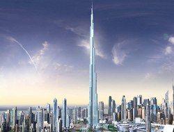 Небоскреб Burj Dubai в Дубае признан самым дорогим домом