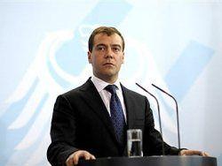 Дмитрий Медведев предложил Европе заключить пакт о безопасности