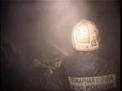 Взрыв и пожар на судоремонтном заводе под Калининградом