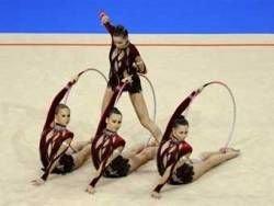 Российские гимнастки выиграли чемпионат Европы