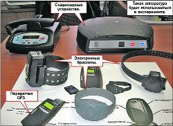 В России внедряют электронные системы слежения как меру наказания