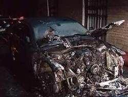 Московский пироман оказался непричастен к возгоранию иномарки на Ярославском шоссе