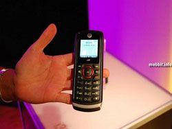 Motorola i335 – бронебойный телефон